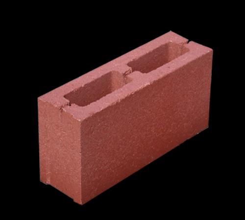 Блок бетонный пустотный облицовочный