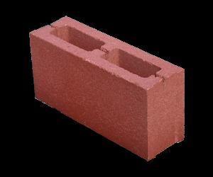 Блок бетонный пустотный перегородочный
